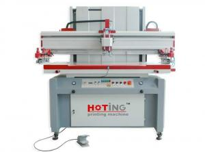 China Electric screen printing machine on sale