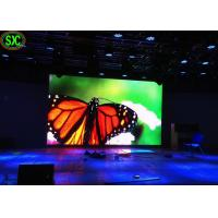 3mm High Definition Stage Led Screens Video Wall stage background led display big screen