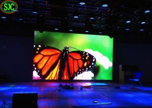 China 3mm High Definition Stage Led Screens Video Wall stage background led display big screen on sale
