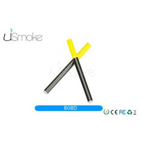 China 600 puffs disposable electronic cig 808d with disposable 808D 510 on sale