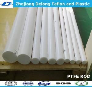 China different size ptfe teflon rod on sale