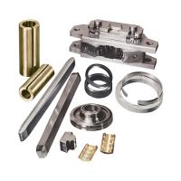 China Custom Metal Parts Precision Dies , Hot Cold Forged Aluminum Parts on sale