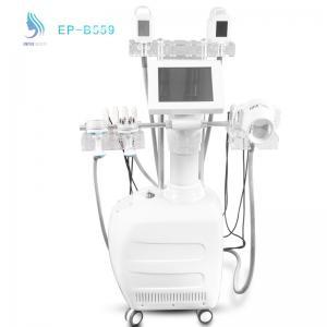 China V10 Cryotherapy Slimming Cryolipolysis Cavitation RF Laser Lipo Slimming Machine Professional Body Fat Skin Solution on sale