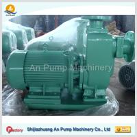 high suction pressure self priming farm irrigation pump