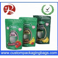 Waterproof Stand Up Plastic Food Packaging Bags for Pet Food Bag , Gravure Printing Surface