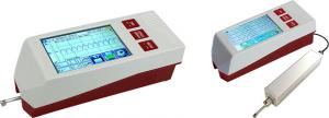 China Graphic Portable Surface Roughness Tester With 22 Parameters Touch Screen on sale