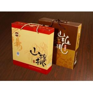 China Customer-made paper bag Aqueous Coating Disposable Food Packaging Container Boxes on sale