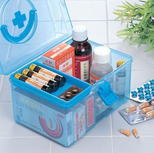 Хранение таблеток в домашних условиях