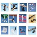 Série C de conduit de câblage de téléphone de PVC