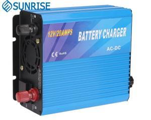 China 12V 20A AC to DC Battery Charger on sale