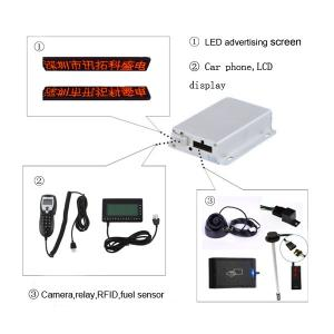 China RFID Car gps trackingdevices , auto gps locator Built in 3.7V 450MAH Lithium ion Battery on sale