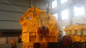 China Dual - adjustment Structure Stone impact hammer crusher for Mining 40 - 50 t/h on sale