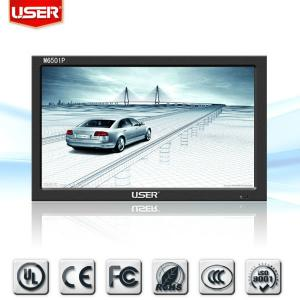 China Durable Industrial Touch Screen Monitor Optional Sunlight Readable on sale