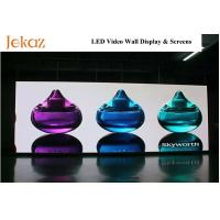 JEKAZ Full color Chip SMD P3 indoor fixed Led Display Screen for business advertising use