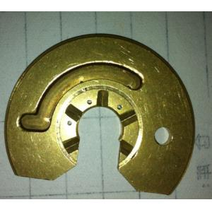 China Copper Turbo Thrust Bearing S100 For Automobile on sale