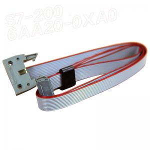 China S7-200 PLC IDC 10P Extension Cable for Expansion Module 0.8m 6ES7 290-6AA20-0XA0 on sale