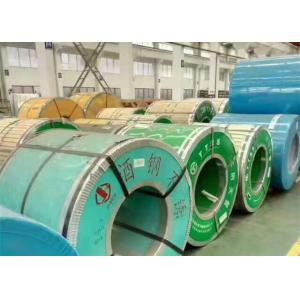 China 400 Series Cold Rolled Steel Sheet In Coil For Medical Equipment / Roof Plate on sale