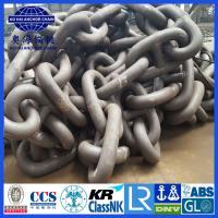 52MM Stud link anchor chain,Anchor chain supplier, Anchor chain Manufacturer, Anchor chain with KR LR BV NK ABS DNV CCS