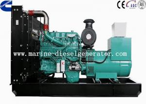 China Water Cooling Cummins Diesel Generator 250KW By Electronic Governor on sale