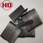 Steel fibers for shotcrete reinforcement