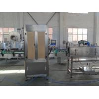 3Kw Power Electric Bottle Labeling Machine 350 BPM For Cup Shaped Bottle