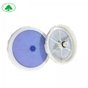 China Small Pond Silicone Fine Bubble Membrane Disc Diffuser For Aquarium Fish Tank on sale
