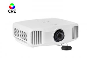 China Miracas Airplay Wireless LED Home Projector With WIFI And Bluetooth Remote Control on sale