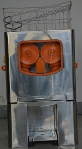 Quality Stainless Steel Commercial Orange Juicer Machine , Lemon Presser Pollution Free for sale