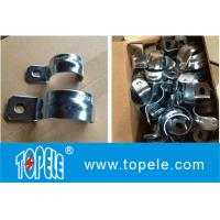 IMC Conduit And Fittings,Zinc Plated Steel One Hole EMT / IMC Conduit Straps/UL listed galvanized steel Rigid one hole s