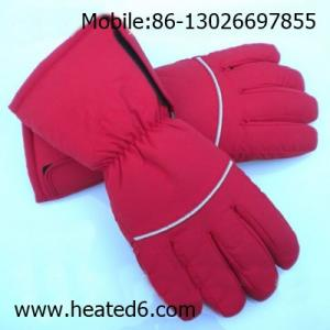 China Heated Gloves for biker on sale