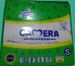 La marque douce de caméra emballe la fabrication de couches-culottes de bébé