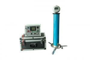 China Lightweight DC Hipot Test Equipment Leakage Current Tester Easy To Operate on sale