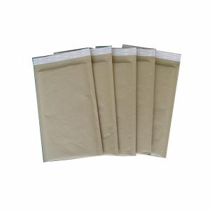 China OEM Self-seal Kraft Bubble Mailer Envelope on sale