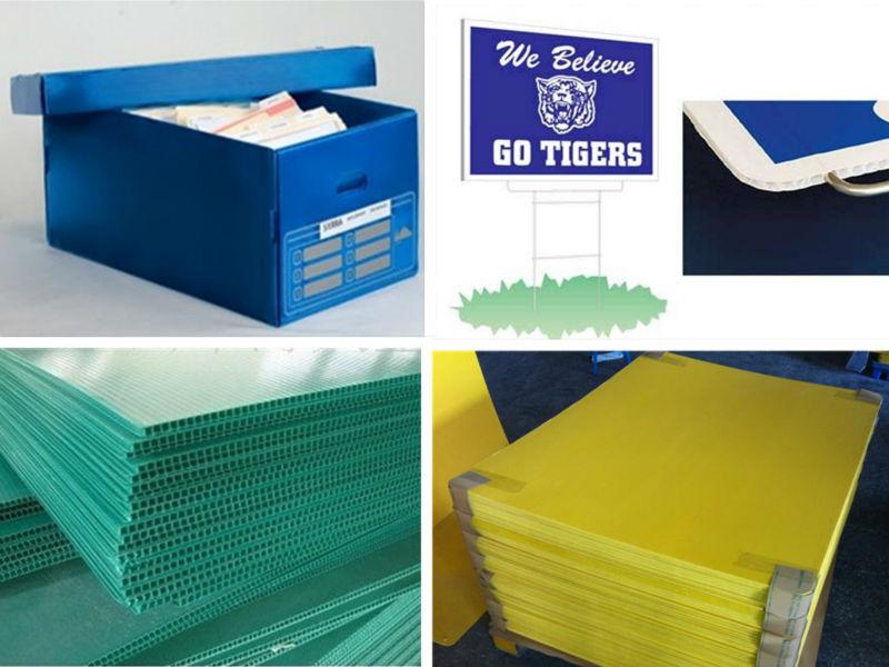 PP Hollow Sheet/pp corrugated hollow sheet/pp corrugated sheet