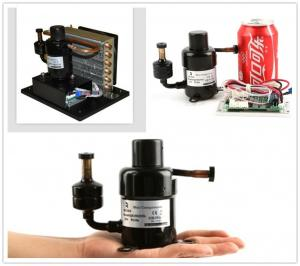 China Custom Micro Compressor Refrigeration for Portable Small Chiller and Cooling Machine on sale