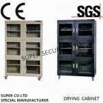 Cabinet sec de gaz de laboratoire de boîte d'azote étanche à l'humidité de N2 de l'économie d'énergie 1436L avec 4 Windows
