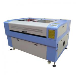 China Traffolyte label laser engraving cutting machine on sale