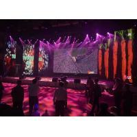Super Light Stage Rental LED Display P4.81 Concert LED Backdrop Screen AC 110 / 220V