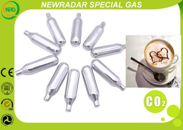 Air Guns CO2 Gas Cartridge / Steel CO2 Tank Refill Mini