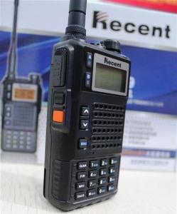 China 10W Power Tri-band VHF/UHF handheld radios transceiver on sale