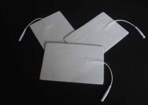 China Biocompatible Hydrogel Tens Electrode Pads, Self Adhesive Electrode Pad, Tens Unit For Massage, Reusable Electrode Pads on sale