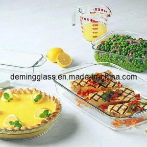China Glass Baking Plate, Glassware, Glass Bakeware (DSCN3461) on sale