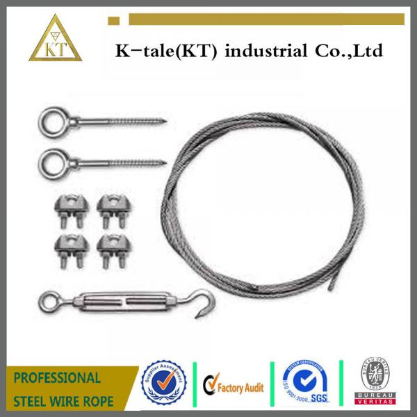 1x7,7x7,1x19,6x19+FC/IWS rope price/hoisting/cableway/ Stainless ...