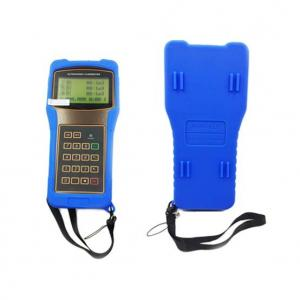 China Portable ultrasonic flow meter accuracy on sale