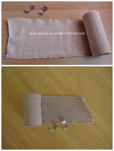 China Elastic Bandag Cotton Crepe Bandage for Medical Supply on sale