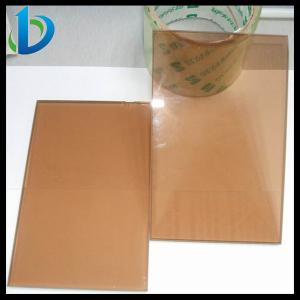 China Bronze Laminated Glass on sale