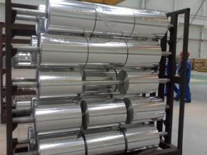 China Durable Heavy Gauge Aluminium Foil AA1235 Width Tolerance +/-1mm High Weldable on sale