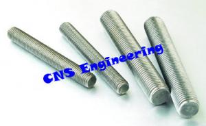 China a193 b7 a194 2h stud bolts and nuts on sale