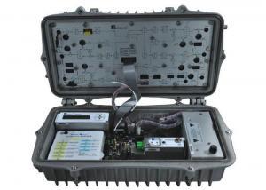 China Single Mode FTTx Analog Signal CATV Optical Node SC/APC Optical Fiber on sale