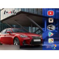 China LVDS Interface Digital Display Android Navigation Box T3 CPU For Lexus  NX / RX / IS / ES / CT 2013-2018 on sale